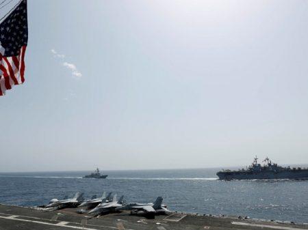 """China condena """"pressão extrema"""" dos EUA contra Irã"""