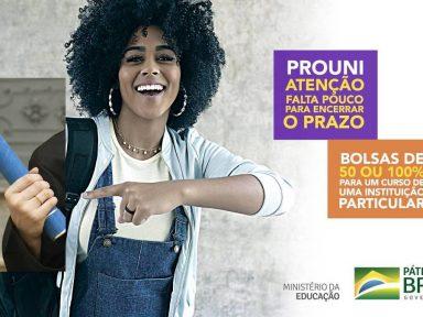 MEC lança campanha racista sobre Prouni
