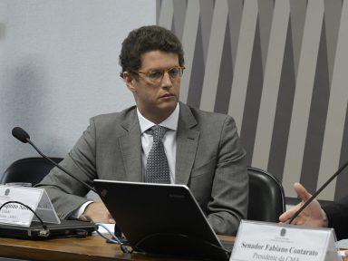Servidores denunciam calúnias do ministro do Meio Ambiente