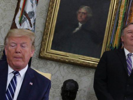 Trump confirma boatos de que sustara na véspera  ataque ao Irã