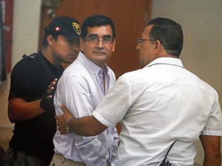 Ex-governador peruano é condenado por receber propina da Odebrecht