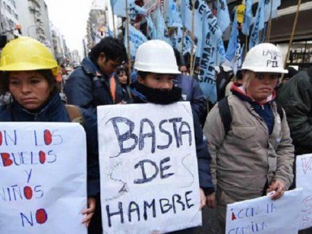Com Macri, desemprego na Argentina atinge nível mais alto em 13 anos
