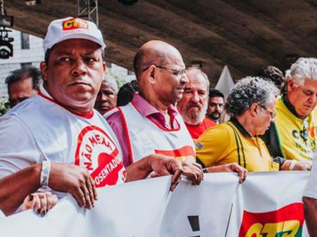 Adilson: 'Centrais estarão unidas em Greve Geral contra a reforma da Previdência'
