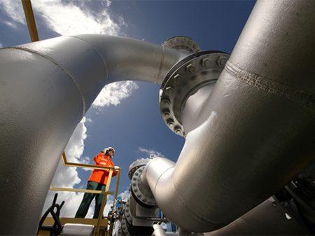 Governo admite mega campo de gás