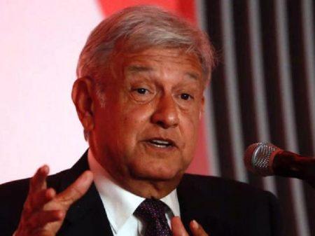 """Obrador: """"México deve buscar a autossuficiência"""""""