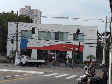 Lucro do Bradesco atinge R$ 6,4 bilhões