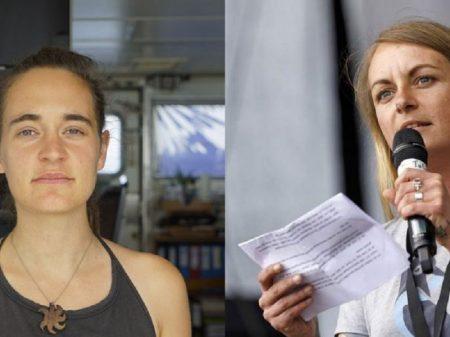 Capitã que salvou imigrantes é homenageada em Paris