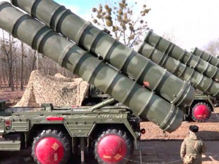 Turquia ignora ameaças dos EUA e recebe os mísseis russos S-400