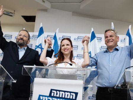 """Israelenses criam """"Campo Democrático"""" contra """"racismo e ocupação"""" de Netanyahu"""