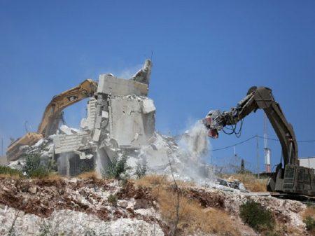 ONU condena Israel por demolir 70 lares palestinos em Jerusalém