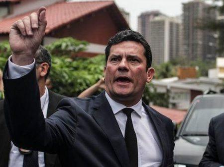 Moro, o que encolhe é a sua rua (e a de Bolsonaro)!