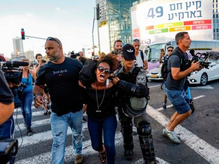 Israel: imigrantes rechaçam racismo após morte de jovem etíope por policial