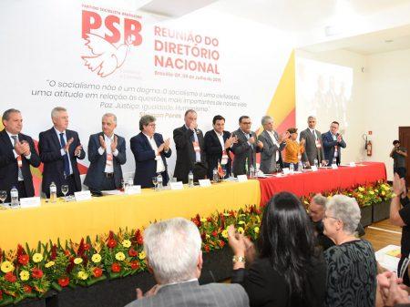 PSB instaura processo contra deputados adesistas do partido
