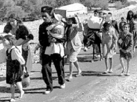 Israel oculta provas dos crimes de limpeza étnica  contra os palestinos – I