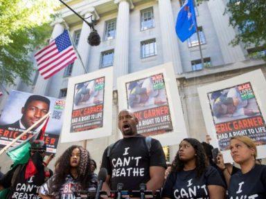 Justiça dos EUA acoberta  policial que matou homem negro desarmado