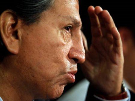 Peru: preso ex-presidente Toledo, por suborno da Odebrecht