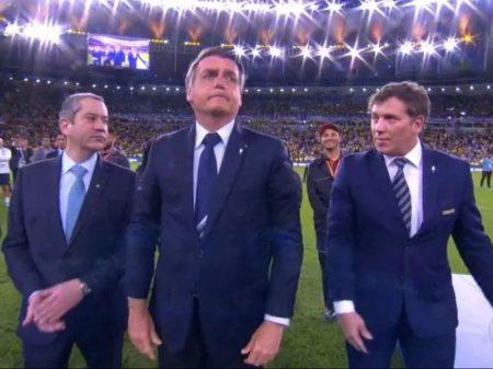 Brasil 3 x Bolsonaro 0