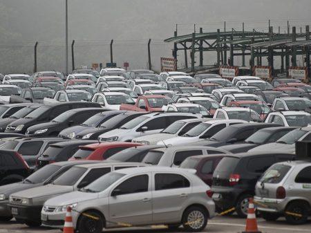 Vendas de veículos caem 9% em junho