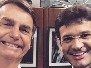 Bolsonaro desrespeita PF e acoberta ministro chefe do laranjal