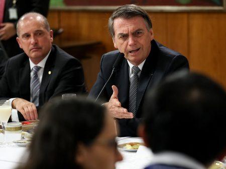 Bolsonaro insulta o general Rocha Paiva
