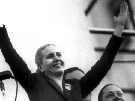 Ontem, hoje e sempre Eva Perón