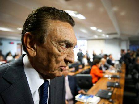 Lobão vira réu por receber propina de R$ 2,8 milhões da Odebrecht