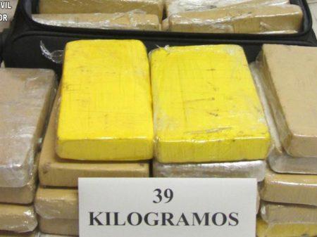 PF vai interrogar sargento da escolta de Bolsonaro preso com 39 kg de cocaína