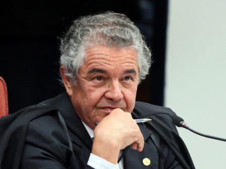 """Marco Aurélio propõe """"criar um aparelho de mordaça"""" para Bolsonaro"""