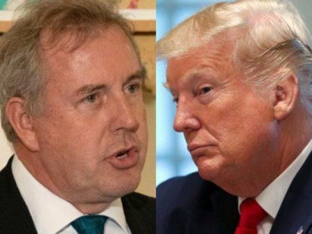 """""""Trump fez vandalismo diplomático ao rasgar acordo com Irã"""", diz embaixador"""