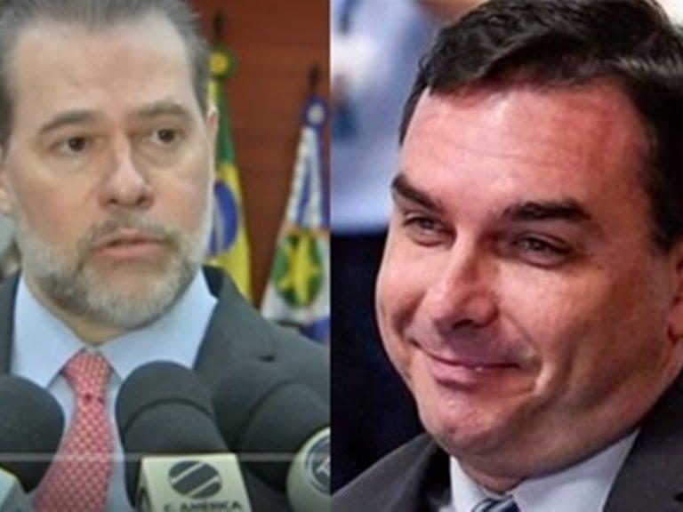 """Toffoli diz que acobertar crimes de Flávio Bolsonaro é """"defender o cidadão"""""""