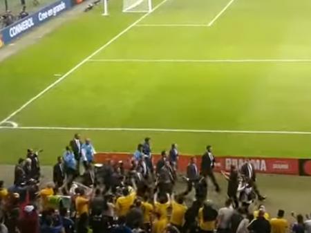 Bolsonaro recebe uma estrondosa vaia de 60 mil torcedores no Mineirão