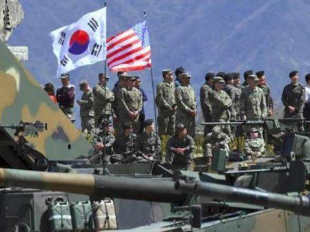 Coreia Popular adverte que manobras conjuntas EUA-Seul põem diálogo em risco