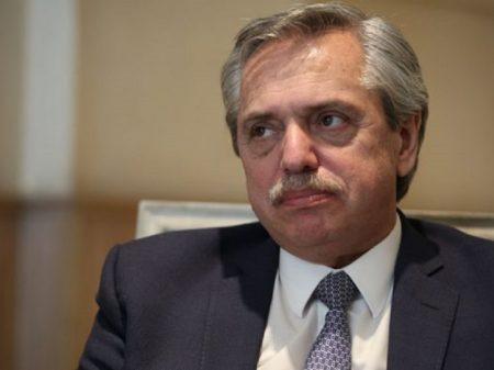 Candidato opositor, Fernández, repudia acordo desastroso de Macri com FMI