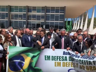 Sindifisco convoca ato em defesa da Receita e contra as pressões de Bolsonaro