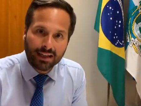 """""""Duro golpe no combate à corrupção"""", afirma Marcelo Calero (Cidadania)"""