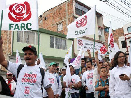"""FARC reafirma compromisso: """"nossa palavra é pela paz e reconciliação na Colômbia"""""""