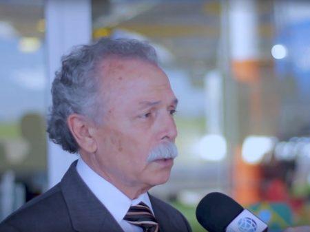 """""""Pare de vender tudo para os americanos"""", disse Ricardo Galvão para o ministro do Meio Ambiente"""
