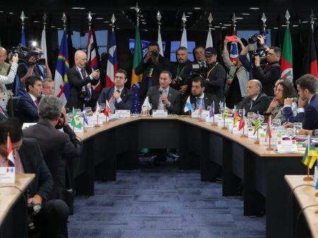 Governadores cobram recursos do governo para defender a Amazônia