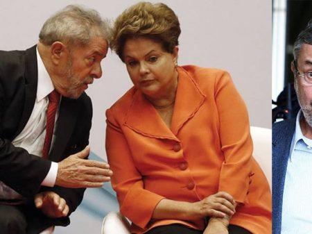 Ambev pagou propina para Lula e Dilma, revelou Palocci