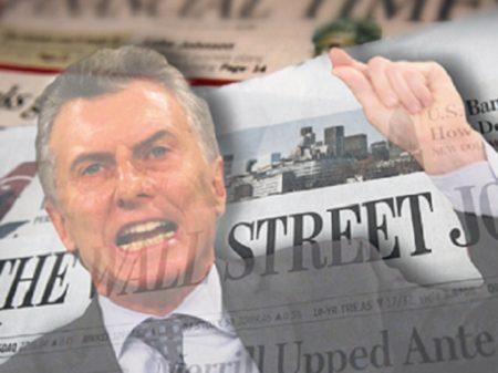 Macri aplicou torniquete fiscal do FMI e levou economia argentina à falência