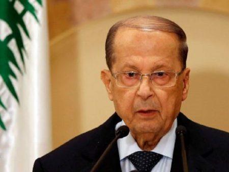 "Líbano condena ""ataque aberto de Israel à soberania"" do país"