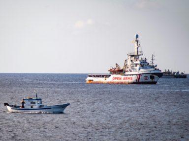 Itália: Promotor decide que Lampedusa receba os resgatados do Open Arms