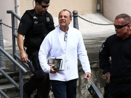 Pezão e secretário de obras receberam propinas de empresas, confirma Cabral