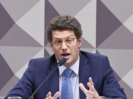 Deputado do Novo pede suspensão da filiação de Ricardo Salles