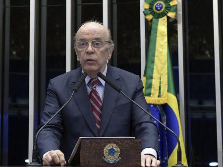 Serra condena governo pela crise ambiental no país