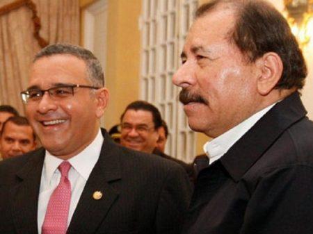 Nicarágua: Ortega acoberta ex-presidente foragido de El Salvador