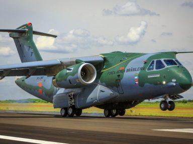 Com negociata da Boeing, comercialização do 'Embraer KC-390' passará para EUA