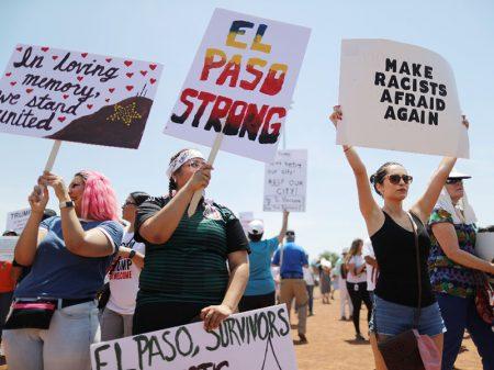 """El Paso e Dayton repudiam visita: """"Trump não é bem-vindo!"""""""