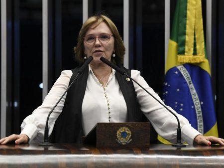 """Senadora: """"reforma vai condenar o brasileiro a nunca se aposentar"""""""