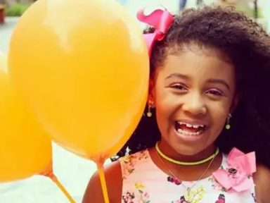 Ágatha, 8 anos, vítima do abate de Witzel